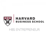 harvard business school logo crimson