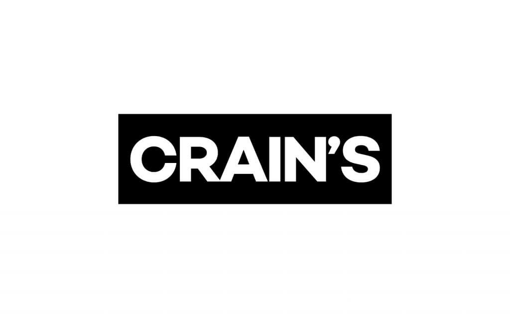 crains new york logo in b&w