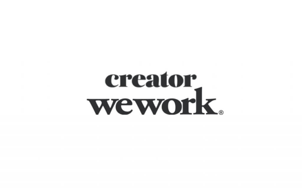 wework creator magazine in black and white