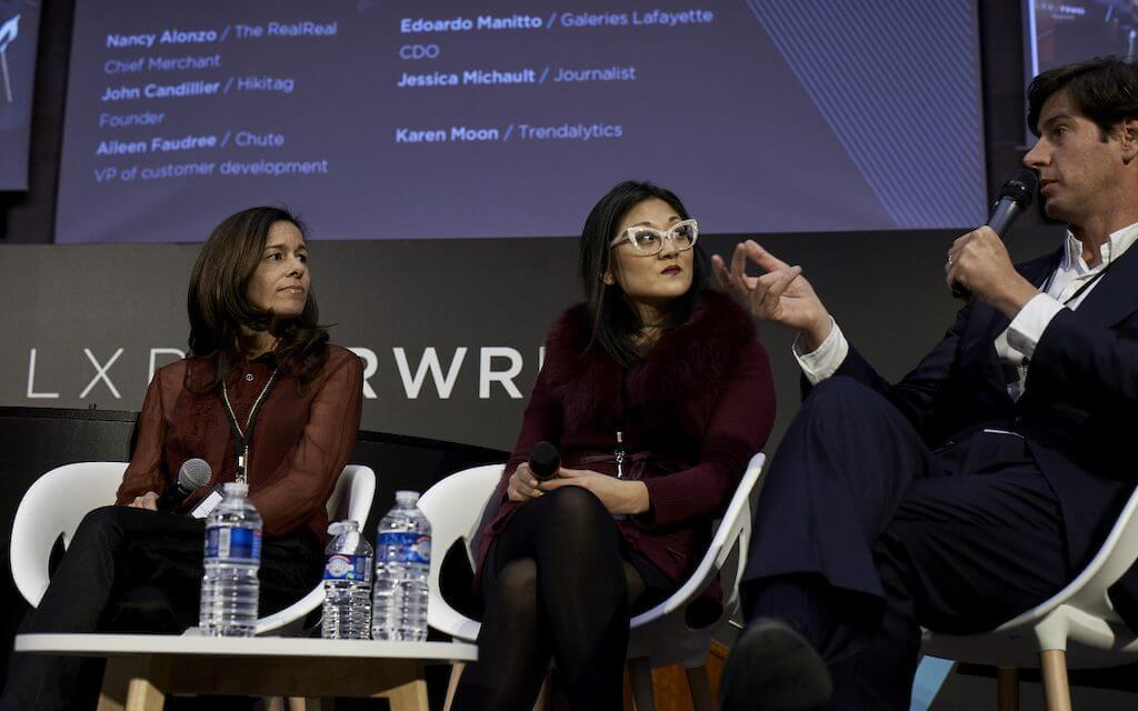photograph of panel discussion