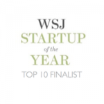 wall street journal startup logo green