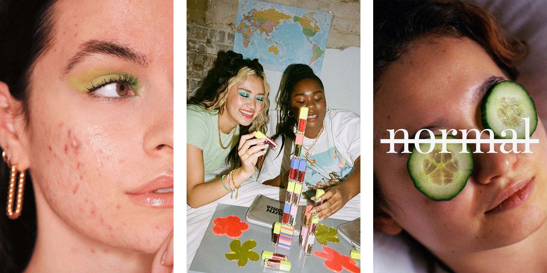 Maximalism Beauty Trends