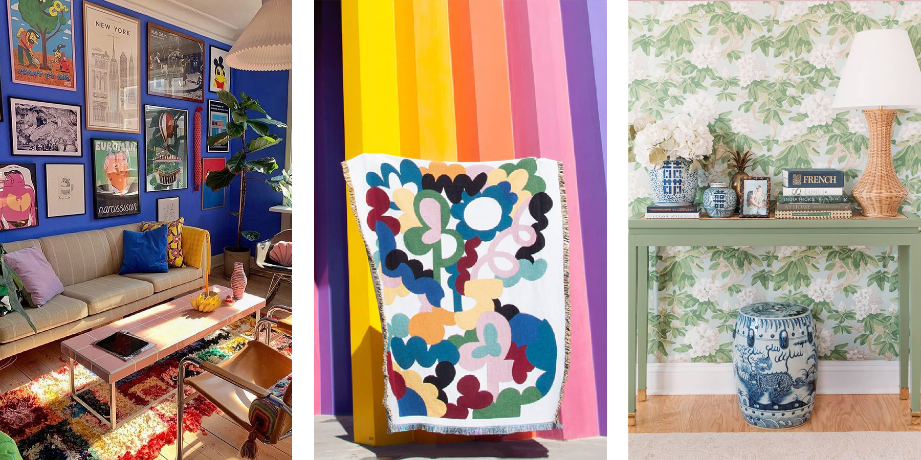 Maximalism Home Trend
